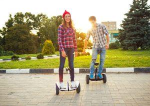 avantages offerts par le hoverboard?
